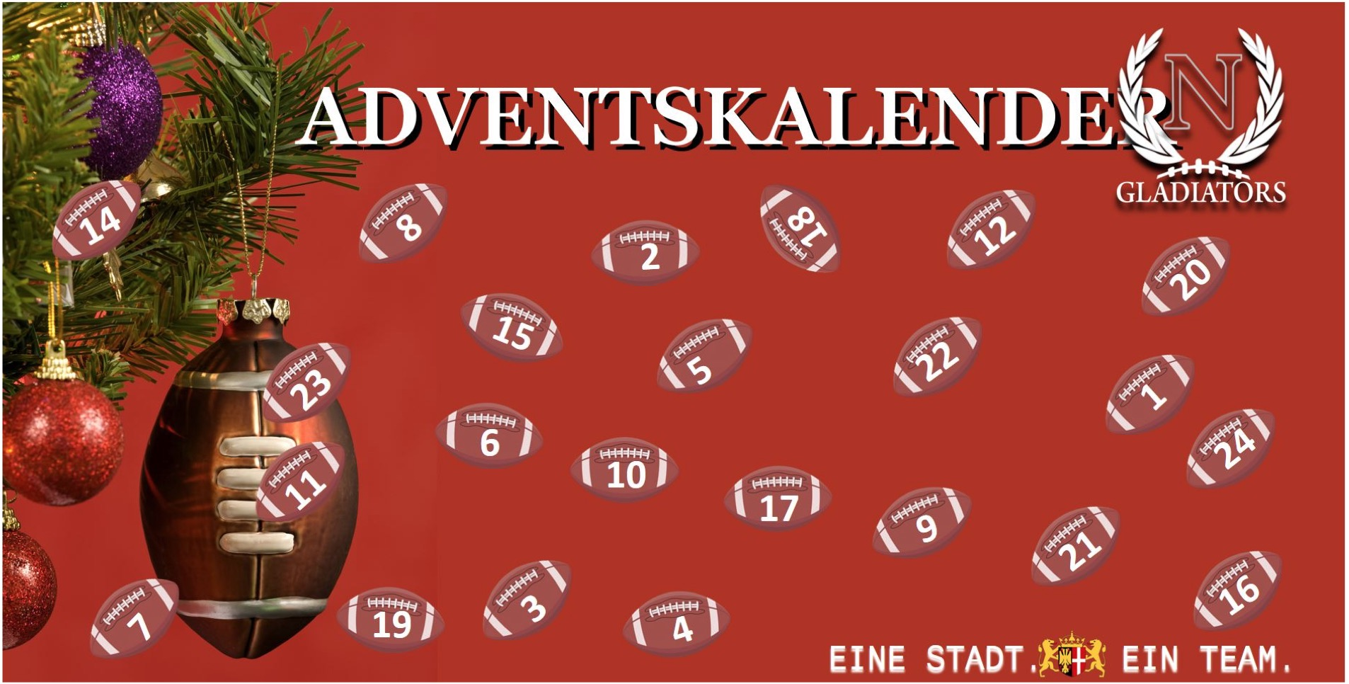 Football Adventskalender